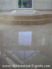 Marble Restoration Baltimore, Maryland, Washington DC, Virginia  After # 2