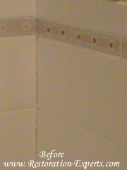 Grout Cleaning  Baltimore, Maryland,Washington  DC, Virginia  Before  # GC 1
