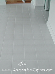 Ceramic Cleaning  Baltimore, Maryland,Washington  DC, Virginia  After  # CC 1