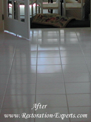 Grout Cleaning  Baltimore, Maryland,Washington  DC, Virginia  After  # GC 5