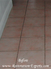 Grout Cleaning  Baltimore, Maryland,Washington  DC, Virginia  Before  # GC 3