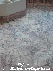 Marble Restoration  Before & After, Baltimore, Maryland,Washington  DC, Virginia  Before # BA 6