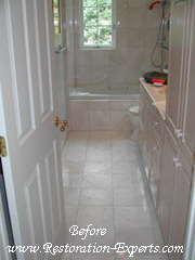 Marble Restoration Before & After,  Baltimore, Maryland,Washington  DC, Virginia  Before # BA 5