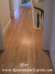 Wood Refinishing, Wood Installation, Baltimore, Maryland, Washington DC, Virginia  After # WR 1